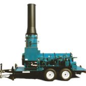 EH1500T Trailer Mounted Thermal Oxidizer