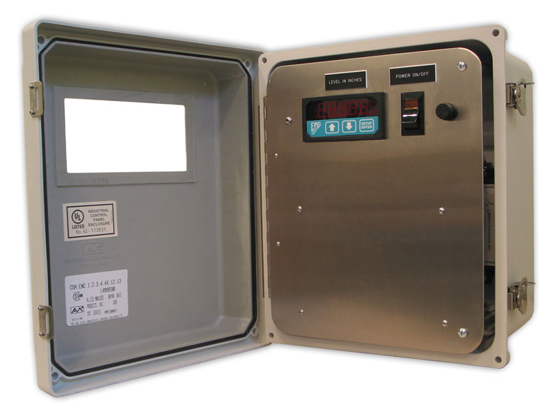 LMSA Level Monitoring Stand Alone System