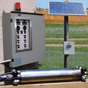 Solar Telemetry for Pump & Controls