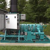 EH500 Thermal Oxidizer